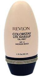 Revlon Colorstay Lite Oil-Free Makeup SPF 15 (BUFF) HTF - Revlon Photo Finish
