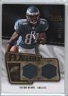 jason-avant-8-30-football-card-2008-sp-rookie-threads-flashback-fabrics-hexagon-pattern-ff-av
