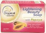 Bleaching Skin With Lemon - Tropical Essence Lightening Beauty Soap With Lemon 3oz