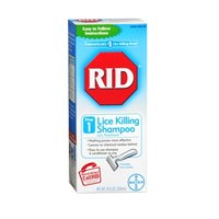 RID Lice Killing Shampoo 2 OZ (PACK OF 3) by Rid