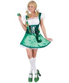 [Sassy Lassie Adult Costume - Small/Medium] (Sassy Pumpkin Witch Costumes)