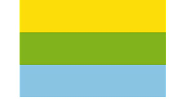 magFlags Bandera Large Municipio de Turbo Antioquia | bandera paisaje | 1.35m² | 90x150cm: Amazon.es: Hogar