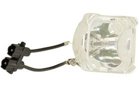 Replacement for Metal HALIDE UHP 165W P21 Bare LAMP ONLY Projector TV Lamp Bulb (Uhp Replacement 165w)