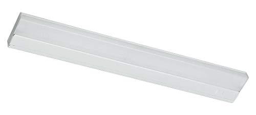 Two Light White Fluorescent Undercabinet Light by Quorum (Image #1)
