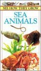 See How They Grow: Sea Animals [VHS]