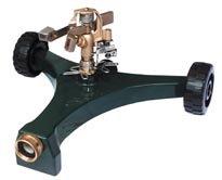 Wheel Base Sprinkler - Wheel Base Impact Sprinkler