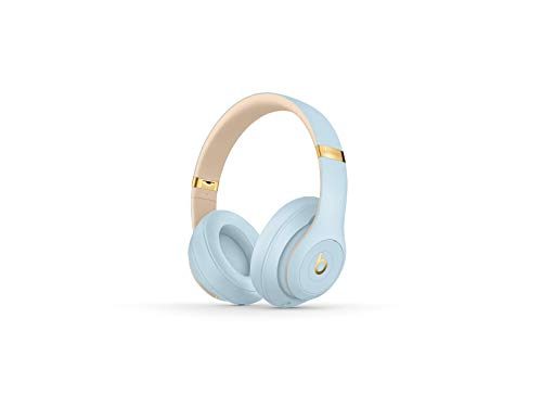 Beats Studio3 Wireless Noise Canceling Over-Ear Headphones - Crystal Blue