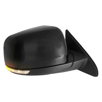 Replace CH1321413 - Passenger Side Power View Mirror (Heated, Foldaway) Sawyer Auto