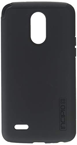 Incipio DualPro Case for LG Stylo 3 Smartphone - Black/Black