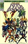 img - for Marvel Legacy 1: 1970's Handbook (Marvel Comics Group Marvel Legacy, 1) book / textbook / text book