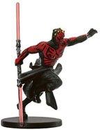 Star Wars Miniatures: Darth Maul, Champion of the Sith # 40 - Champions of th... - Sith Star Wars Miniatures