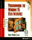 Programming the Windows 95 User Interface, Nancy W. Cluts, 155615884X