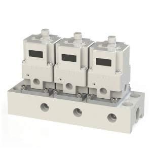 SMC IITV20-N02-2 Standard itv Manifold Assembly