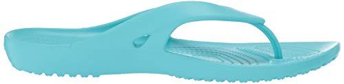 W Ii Bleu Kadee 40m Femme Crocs Flip Tongs pool tBaP7q7pxw