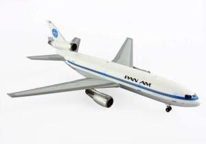 Aviation 200 Pan Am DC-10-30 N82NA Model Airplane
