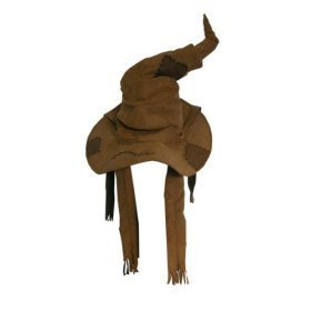 NECA Harry Potter Talking Sorting Hat - Brown Sorting Hat Potter Harry