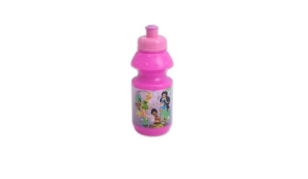 Amazon.com   7in Purple Disney Fairies Squeeze Waterbottle - Childrens  Waterbottle   Toysandgames   Sports   Outdoors b2e1568de555d