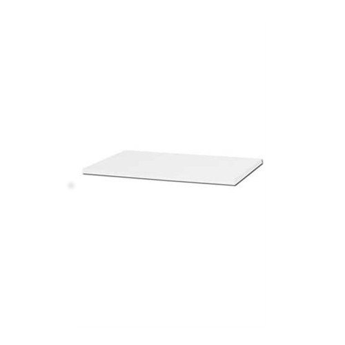 Box of 10 New Retails White Laminated Melamine Shelves - 36'' X 12'' by Laminated Melamine Shelves
