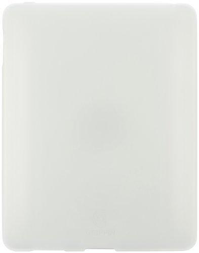 Griffin FlexGrip, Silikonhülle für Apple iPad 1G, lila Weiß