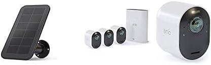 Panneau Solaire pour Ultra Et Pro3 et 4 Caméras Ultra 4K HDR...
