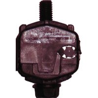 Ilsco IPC-1/0-2 Dual Rated Type IPC Insulation Piercing Connector 1/0-8 AWG Run 2-8 AWG Tap KUP-L-TAP (Rated L L)