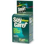 Capsules de soins de soja supplément alimentaire pour la ménopause, 60-Count Bouteilles (Pack de 2)