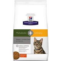 Hill's Prescription Diet Metabolic + Urinary Feline - Chicken Flavor - 6.35Lbs