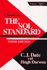 A Guide to the SQL Standard : A User's Guide to the Standard Relational Language (SQL), Date, C. J., 020155822X