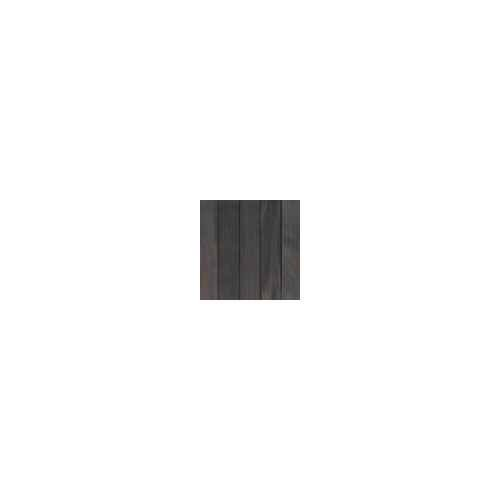 Designer Straight Molding Kit (All-Heart Redwood - Midnight Black Stain)