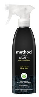 Method Daily Granite And Marble Cleaner  Apple Orchard  12 Ounce