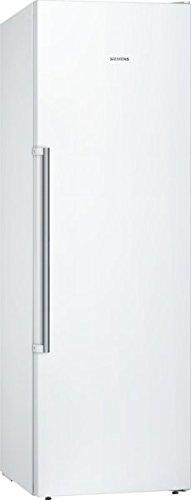 Siemens GS36NDW4P Gefrierschrank/A+++ / 186 cm / 158 kWh/Jahr / 255 L Kühlteil/Supercooling / Nofrost-Technik [Energieklasse A+++]