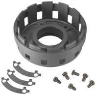 Barnett Clutch Basket - Barnett Performance Products Scorpion Billet Clutch Basket 321-30-02012