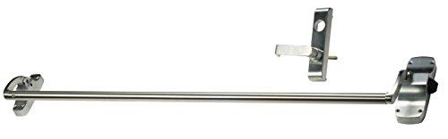Von Duprin 88L-LH Left Handed Reverse Rim Cross Bar Exit Device with Standard 37, Oil Rubbed Bronze by Von Duprin