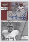 James Hardy; Jordy Nelson (Football Card) 2008 SAGE Squared - Autographs #A-75B