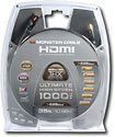 Monster Cable Ultimate High Speed Hdmi 1000 Hdx - Thx Certified In-wall Rated (35 Feet)