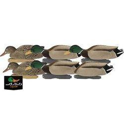 HealthyBells GHG FFD PRO Grade Elite Mallard Duck DECOYS - Feeder Pack
