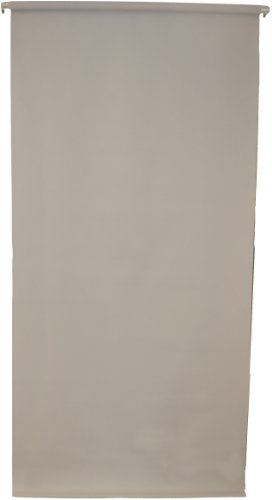 2.5'X5' Wall-Mounted Gray Rollup Background (Duty Camera Wall Mount)