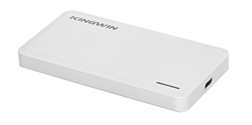 Kingwin SSD Hard Drive Enclosure USB 3.1 [Gen 2] USB C for SATA Based M.2 NGFF B / B+M Key Dual SSD [RAID].  Up to 10 Gbps Transfer Speed, Support UASP, Hot Plug & Play, LED For Access & Power by Kingwin (Image #8)