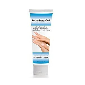 DermaFreeze 365 Intense Ultra-Hydrating Anti-Aging Moisturizing Hand Cream