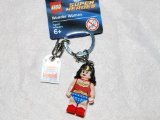 LEGO Super Heroes Wonder Woman Key Chain -