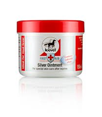 Leovet Silver Ointment For Horses & Ponies 150ml - This Has An Antiseptic Effect & Can Suppress Bacterial Growth - Ideal For Mud Fever - Contains Colodial Silver by William Hunter Equestrian (Image #1)