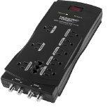 Monster Cable MP AV 725 Power AV 725 8-Outlet Surge Protecto