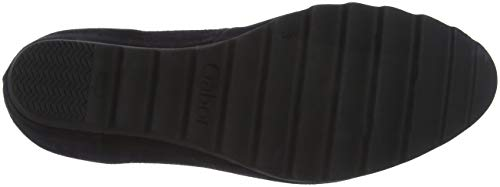 Escarpins Femme Shoes Gabor Noir Gabor Basic 17 Schwarz apwtqx