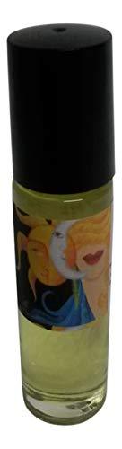 (Jane Bernard Body Oil Fragrance - Similar to Sun, Moon and Stars_Type Women (Perfume) Scent_10ml_1/3 Oz Roll On Plus Bonus 15ml Shea Scented Body Lotion)
