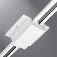 Halo LZR202P  Lazer Floating Canopy and Connector Feed, White (White Canopy Floating)
