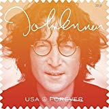 Music Stamp Series - John Lennon Commemorative Forever Postage Stamps by USPS Imagine(2 Sheets of 16)