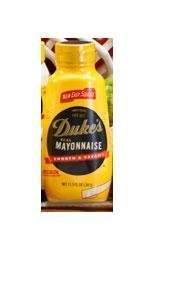 Duke's Mayonnaise, 11.5 oz Squeeze Bottle (3 pack)