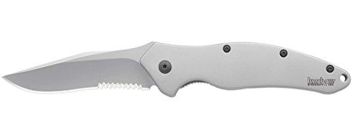 Kershaw Shallot Serrated Folding Knife