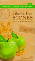 Apple Scone Mix - Gluten Free English Scones Mixes - Apple Oat 14 oz
