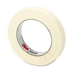 - 3M 260034 Highland Economy Masking Tape, 180' Length x 3/4